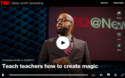 "Creating ""magic"" in the classroom. Don´t miss this video! Bring it with you into 2018!"